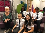 Salford Students Interview Celebrated Author Dame Jacqueline Wilson